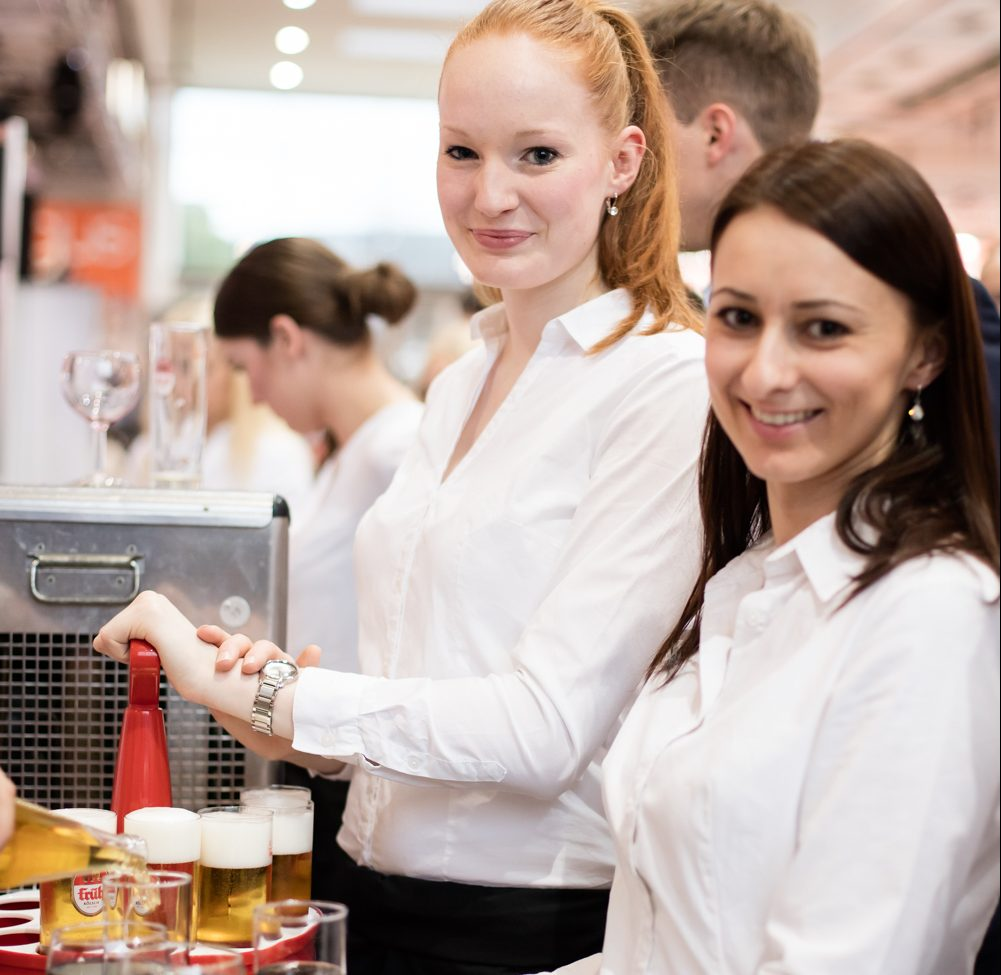 Hannover Messe Catering